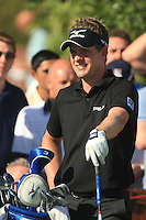 Luke DOnald (ENG) on the third day of the DUBAI WORLD CHAMPIONSHIP presented by DP World, Jumeirah Golf Estates, Dubai, United Arab Emirates.Picture Denise Cleary www.golffile.ie