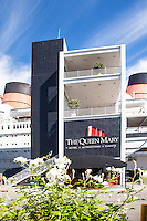 Southern California Icon The Queen Mary In Long Beach