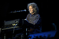 LONDON, ENGLAND - SEPTEMBER 9: Gilbert O'Sullivan performing at BBC Proms in The Park, Hyde Park on September 9, 2017 in London, England.<br /> CAP/MAR<br /> &copy;MAR/Capital Pictures