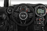 Car pictures of steering wheel view of a 2015 MINI Cooper Hardtop S 4 Door Hatchback Steering Wheel