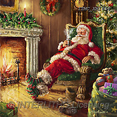 Marcello, CHRISTMAS SANTA, SNOWMAN, WEIHNACHTSMÄNNER, SCHNEEMÄNNER, PAPÁ NOEL, MUÑECOS DE NIEVE, paintings+++++,ITMCXM1434,#X#