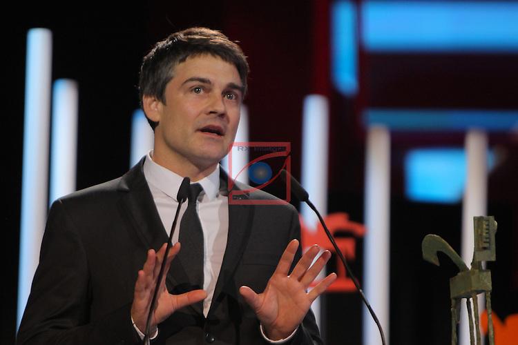63 Premios Ondas.<br /> Gala de Entrega de los premios.<br /> Roger Coma.