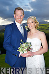 Maura King, Daughter of John and Geraldine King, and David Moore, Son of Paddy and Claire Moore were Married at St Brendan's Church Ardfert on Friday 10th October 2014 with a reception after at Ballyroe Heights Hotel