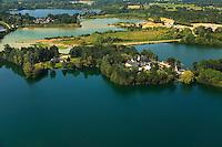 La Vilaine à Saint-Jacques-de-la-Lande - La Piblais
