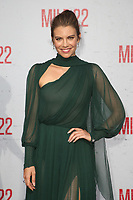 LOS ANGELES, CA - AUGUST 9: Lauren Cohan at the Mile 22 premiere at The Regency Village Theatre in Los Angeles, California on August 9, 2018. <br /> CAP/MPIFS<br /> &copy;MPIFS/Capital Pictures