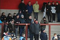 Fleetwood Town fans enjoy the pre-match atmosphere <br /> <br /> Photographer Kevin Barnes/CameraSport<br /> <br /> The EFL Sky Bet League One - Fleetwood Town v Peterborough United - Saturday 15th February 2020 - Highbury Stadium - Fleetwood<br /> <br /> World Copyright © 2020 CameraSport. All rights reserved. 43 Linden Ave. Countesthorpe. Leicester. England. LE8 5PG - Tel: +44 (0) 116 277 4147 - admin@camerasport.com - www.camerasport.com