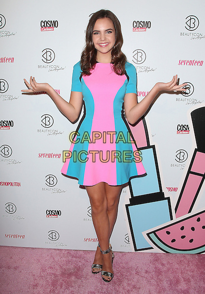 11 July 2015 - Los Angeles, California - Bailee Madison. 4th Annual BeautyCon LA Festival held at The Reef DTLA. <br /> CAP/ADM/FS<br /> &copy;FS/ADM/Capital Pictures