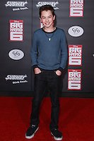 HOLLYWOOD, LOS ANGELES, CA, USA - NOVEMBER 04: Hayden Byerly arrives at the Los Angeles Premiere Of Disney's 'Big Hero 6' held at the El Capitan Theatre on November 4, 2014 in Hollywood, Los Angeles, California, United States. (Photo by David Acosta/Celebrity Monitor)