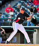 5 March 2010: Atlanta Braves' outfielder Cody Johnson in action during a Spring Training game against the Washington Nationals at Champion Stadium in the ESPN Wide World of Sports Complex in Orlando, Florida. The Braves defeated the Nationals 11-8 in Grapefruit League action. Mandatory Credit: Ed Wolfstein Photo