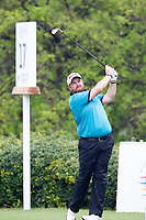 Shane Lowry (IRL) on the 17th during the 3rd round at the WGC Dell Technologies Matchplay championship, Austin Country Club, Austin, Texas, USA. 24/03/2017.<br /> Picture: Golffile | Fran Caffrey<br /> <br /> <br /> All photo usage must carry mandatory copyright credit (&copy; Golffile | Fran Caffrey)