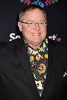 LOS ANGELES, CA - NOVEMBER 08: Executive producer John Lasseter arrives at the premiere of Disney Pixar's 'Coco' at El Capitan Theatre on November 8, 2017 in Los Angeles, California.<br /> CAP/ROT/TM<br /> &copy;TM/ROT/Capital Pictures