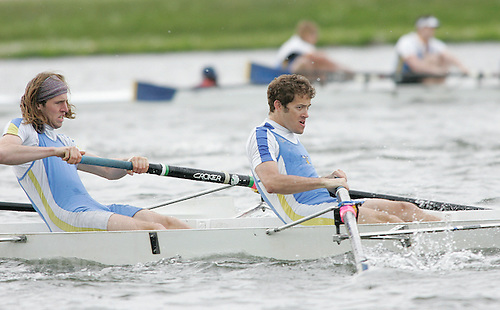 06 MAY 2007 - HOLME PIERREPONT, UK - BUSA Rowing Championships. (PHOTO (C) NIGEL FARROW)