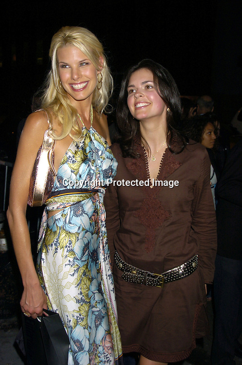 Beth Ostrosky and Kate Lee Joel ..at The Entertainment Weekly Must List Party on June 16, 2005 at Deep. ..Photo by Robin Platzer, Twin Images