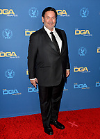 LOS ANGELES, USA. January 25, 2020: David Nutter at the 72nd Annual Directors Guild Awards at the Ritz-Carlton Hotel.<br /> Picture: Paul Smith/Featureflash