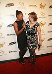 "Hearts of Gold Founder  Deborah  Koenigsberger and Shelley Schorsch Attend Hearts of Gold's 15th Annual Fall Fundraising Gala ""Arabian Nights!"" Held at the Metropolitan Pavilion, NY 11/3/11"