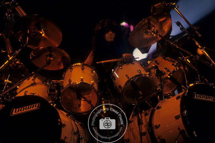 Eric Carr of Kiss