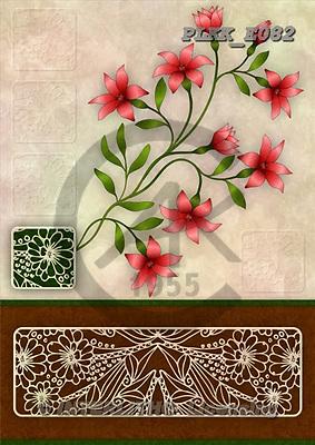 Kris, FLOWERS, paintings, PLKKE082,#F# Blumen, flores, illustrations, pinturas ,everyday