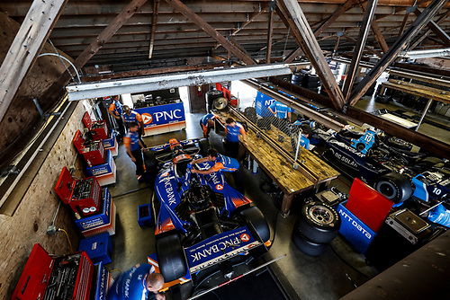 Scott Dixon, Chip Ganassi Racing Honda, Ed Jones, Chip Ganassi Racing Honda