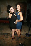 "Anelia and Iva Attend GREY GOOSE ENTERTAINMENT® presents the Third Season of ""RISING ICONS"" in collaboration with VEVO Held at Good Units, Hudson Hotel  10/10/11"