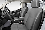 Front seat view of2017 Chevrolet City Express LT 5 Door Cargo Van Front Seat car photos
