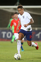 Marcus Tavernier of Middlesbrough and England in action during Chile Under-21 vs England Under-20, Tournoi Maurice Revello Football at Stade Parsemain on 7th June 2019