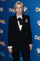 CENTURY CITY, CA - JANUARY 25: Jane Lynch at the 66th Annual Directors Guild Of America Awards held at the Hyatt Regency Century Plaza on January 25, 2014 in Century City, California. (Photo by Xavier Collin/Celebrity Monitor)