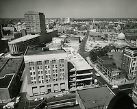 1961 May 4..Redevelopment.Downtown North (R-8)..Downtown Progress..North View from VNB Building..HAYCOX PHOTORAMIC INC..NEG# C-61-5-68.NRHA#..