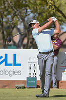 Charles Howell III (USA) watches his tee shot on 8 during round 1 of the World Golf Championships, Dell Match Play, Austin Country Club, Austin, Texas. 3/21/2018.<br /> Picture: Golffile | Ken Murray<br /> <br /> <br /> All photo usage must carry mandatory copyright credit (&copy; Golffile | Ken Murray)
