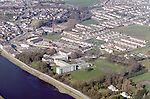 Ariel view of our ladies college Greenhills and the Greenhills area of Drogheda.Photo Fran Caffrey/Newsfile.ie..This picture has been sent to you by:.Newsfile Ltd,.3 The View,.Millmount Abbey,.Drogheda,.Co Meath..Ireland..Tel: +353-41-9871240.Fax: +353-41-9871260.GSM: +353-86-2500958.ISDN: +353-41-9871010.IP: 193.120.102.198.www.newsfile.ie..email: pictures@newsfile.ie..This picture has been sent by Fran Caffrey.francaffrey@newsfile.ie