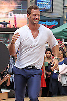 "William Levy from ""Dancing With the Stars"" Season 14 outside ABC's ""Good Morning America"" Times Square studio in New York, 23.05.2012..Credit: Rolf Mueller/face to face / Mediapunchinc"