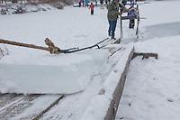 Ice Harvest, Howell Living History Farm, New Jersey