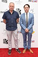 Steve Pemberton and Reece Shearsmith<br /> at the South Bank Sky Arts Awards 2017, Savoy Hotel, London. <br /> <br /> <br /> &copy;Ash Knotek  D3288  09/07/2017