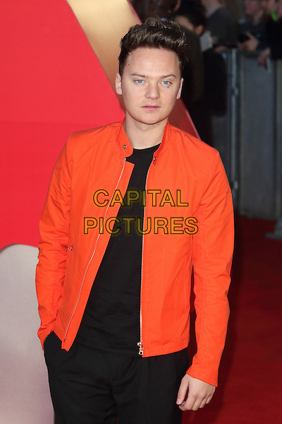 LONDON, ENGLAND - Conor Maynard at the European Premiere of Batman v Superman - the Dawn of Justice, Odeon Leicester Square, London on March 22nd 2016<br /> CAP/ROS<br /> &copy;Steve Ross/Capital Pictures