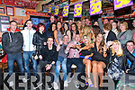 Darren Stack, Ardfert, celebrates his 30th Birthday with family and friends at the Huddle Bar on Saturday