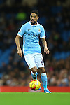 Gael Clichy of Manchester City - Manchester City vs Hull City - Capital One Cup - Etihad Stadium - Manchester - 29/12/2015 Pic Philip Oldham/SportImage
