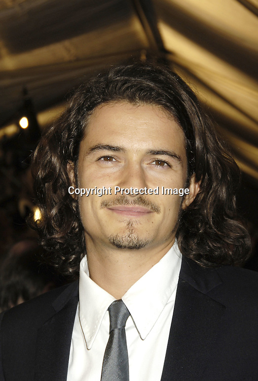 """Orlando Bloom ..at The New York Premiere of """"Elizabethtown""""  on     October 10, 2005 at The Loews LIncoln Square. ..Photo by Robin Platzer, Twin Images"""