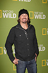 PASADENA - JAN 3: Casey Anderson of the show 'America The Wild' at the National Geographic Channels TCA party on January 3, 2013 at the Langham Hotel in Pasadena, California