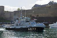 France, Bretagne, (29), Finistère, Brest:   Base Navale et Arsenal de Brest, remorqueur militaire