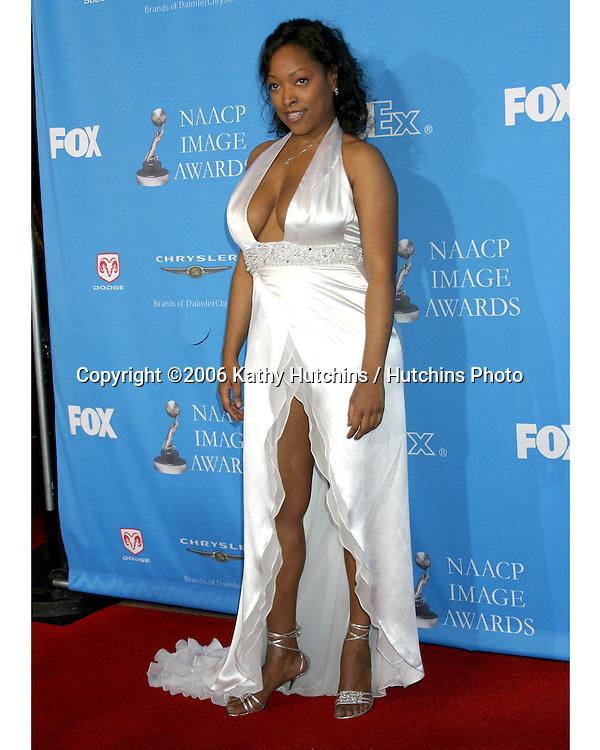 Kellita Smith.37th NAACP Image Awards.Shrine Auditorium.Los Angeles, CA.February 25, 2006.©2006 Kathy Hutchins / Hutchins Photo....                 V