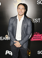 HOLLYWOOD,CA - OCTOBER 18: Reinaldo Zavarce attends the TRASH FIRE / Screamfest red carpet at TCL Chinese Theater in Hollywood, California on October 18, 2016. Credit: Koi Sojer/Snap'N U Photos /MediaPunch