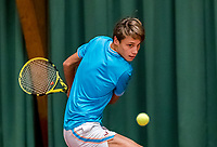 Wateringen, The Netherlands, November 27 2019, De Rhijenhof , NOJK 12 and16 years, Jip Mens (NED)<br /> Photo: www.tennisimages.com/Henk Koster
