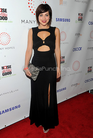 New York, NY- June 24:Krysta Rodriguez  attends the Discover Many Hopes Gala at Canoe Studios on June 24, 2014 in New York City. Credit: John Palmer/MediaPunch Ltd.