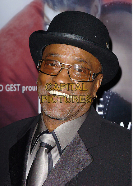 BILLY PAUL.At the Dionne Warwick 45th Anniversary Spectacular at the Kodak Theater, Hollywood, CA, USA..January 26th, 2006.Credit: William  Scott/ AdMedia/Capital Pictures.Ref: WS/ADM.headshot portrait hat.www.capitalpictures.com.sales@capitalpictures.com.© Capital Pictures.