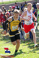 Sullivan junior Chris Erxleben 14th and St. Clair junior Tyler Hinson 15th.