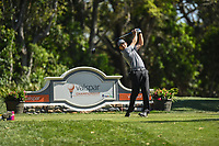 Sergio Garcia during the 2nd round of the Valspar Championship,Innisbrook Resort and Golf Club (Copperhead), Palm Harbor, Florida, USA. 3/9/18<br /> Picture: Golffile   Dalton Hamm<br /> <br /> <br /> All photo usage must carry mandatory copyright credit (&copy; Golffile   Dalton Hamm)