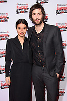 Jim Sturgess arriving for the Empire Awards 2018 at the Roundhouse, Camden, London, UK. <br /> 18 March  2018<br /> Picture: Steve Vas/Featureflash/SilverHub 0208 004 5359 sales@silverhubmedia.com