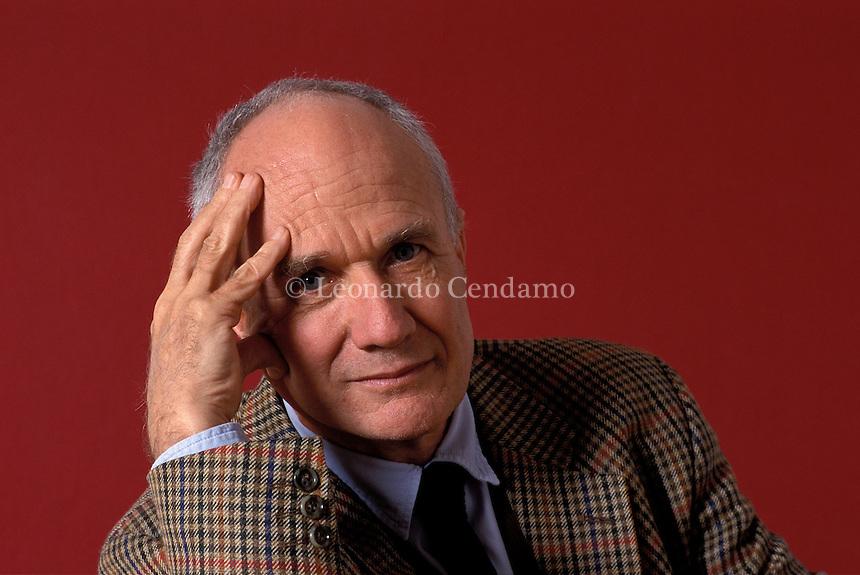 2001: JEAN PIERRE BERLAN  © Leonardo Cendamo