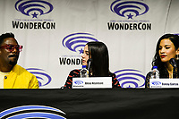 Alexa Nisenson at Wondercon in Anaheim Ca. March 31, 2019