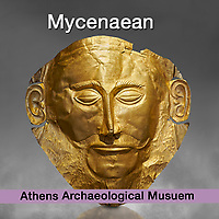 Mycenaean Artefacts - Athens Archaeological Museum  - Pictures & Images