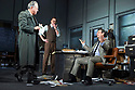 Glengarry Glen Ross by David Mamet, directed by Sam Yates. With Stanley Townsend as Shelly Levene, Kris Marshall as John Williamson, Christian Slater as Ricky Roma. Opens at The Playhouse Theatre on 9/11/17.